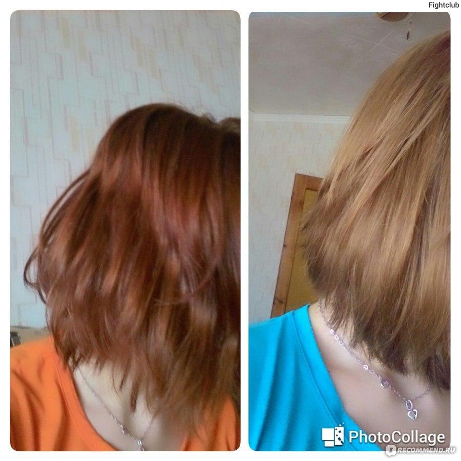Краска не портит волосы какая
