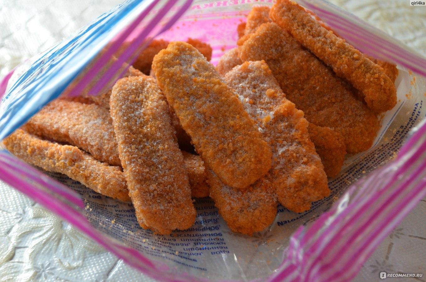 Куриные палочки в панировке как готовить с