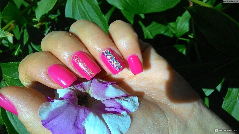 Мой отзыв о покрытии ногтей цветным гелем OPI 76