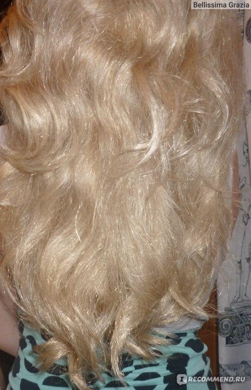Косметика для волос. Отзывы