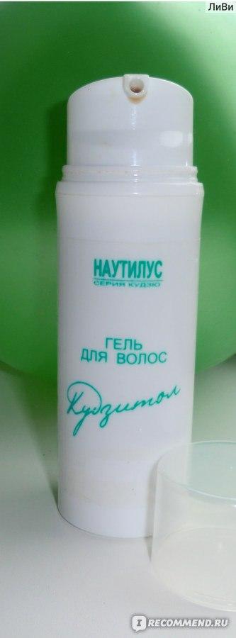 Кудзитол гель для волос