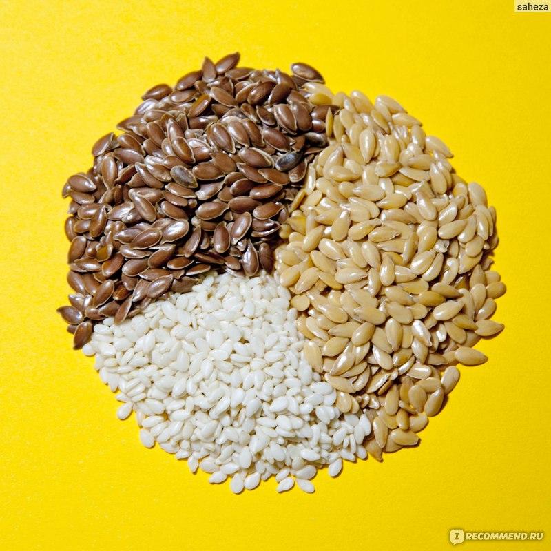 семена льна для увеличения бюста рецепт отзывы