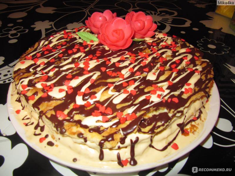 Торт за пять минут