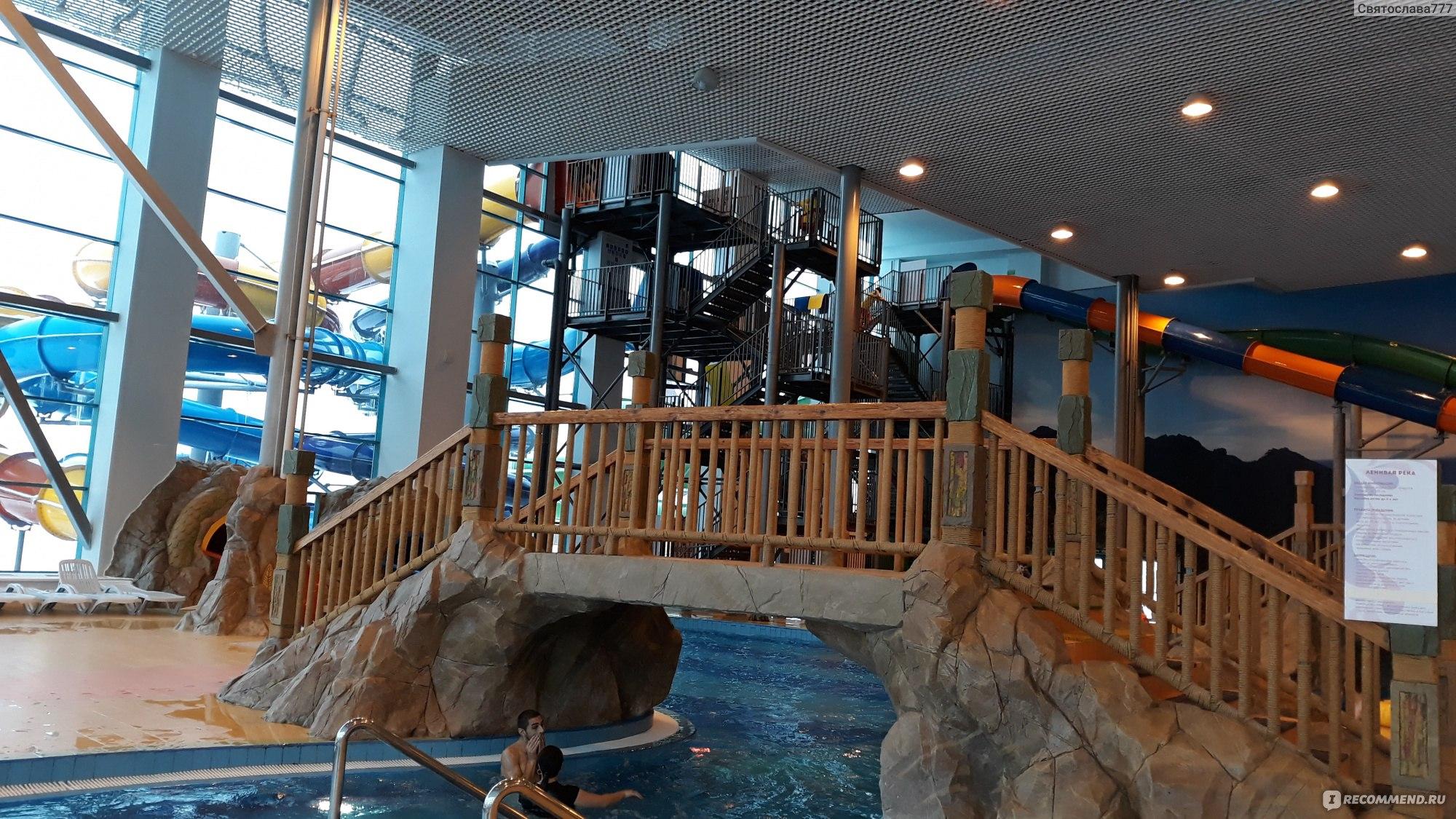 аквапарк город рязань фото