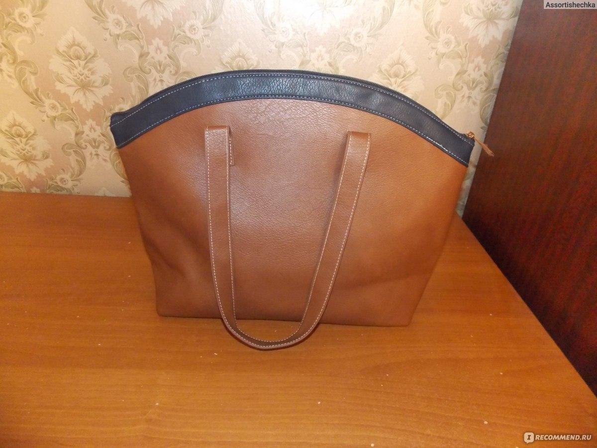 Сумка Avon Элина - «Довольна сумкой Avon