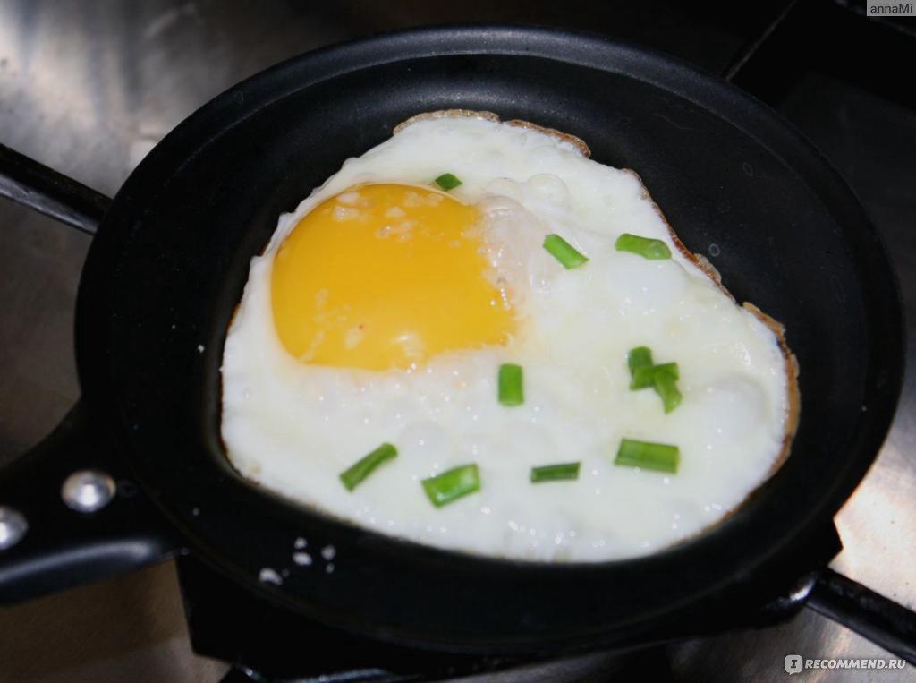Как сделать омлет чтобы он не пригорел