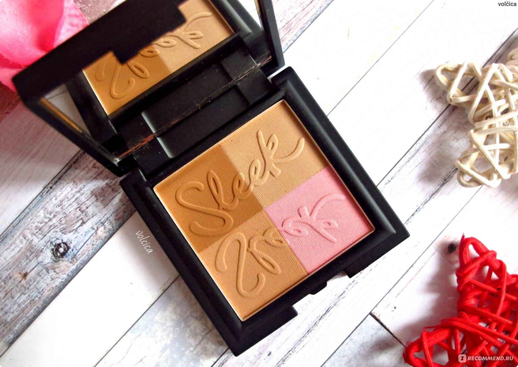 Картинки по запросу Sleek Make Up Bronze Block