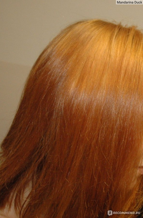 Как в домашних условиях убрать рыжий оттенок с волос