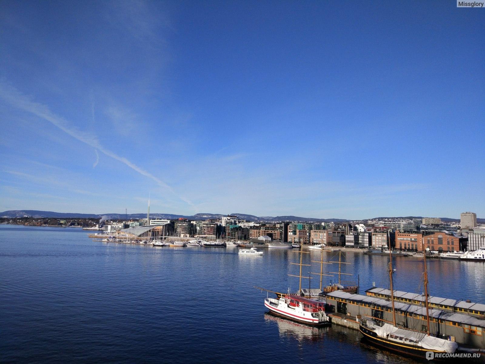 Oslo Norvegiya Puteshestvie Po Oslo Za Odin Den Ostatsya