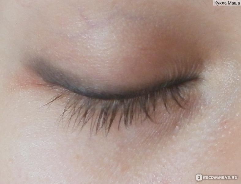 карандаш для глаз с растушевкой