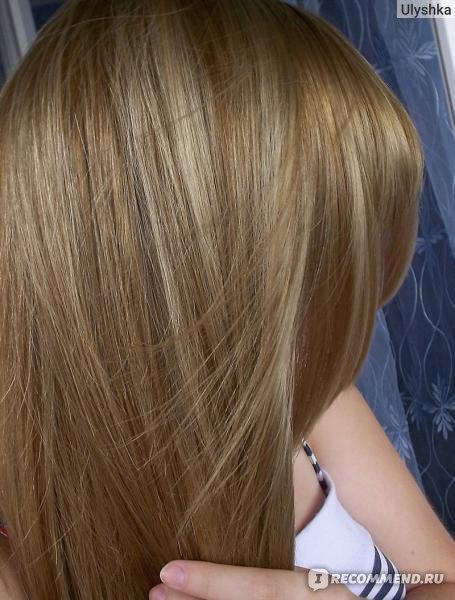 Мелирование волос лесная