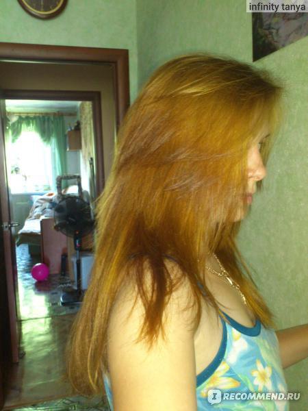 Краска не берёт волосы