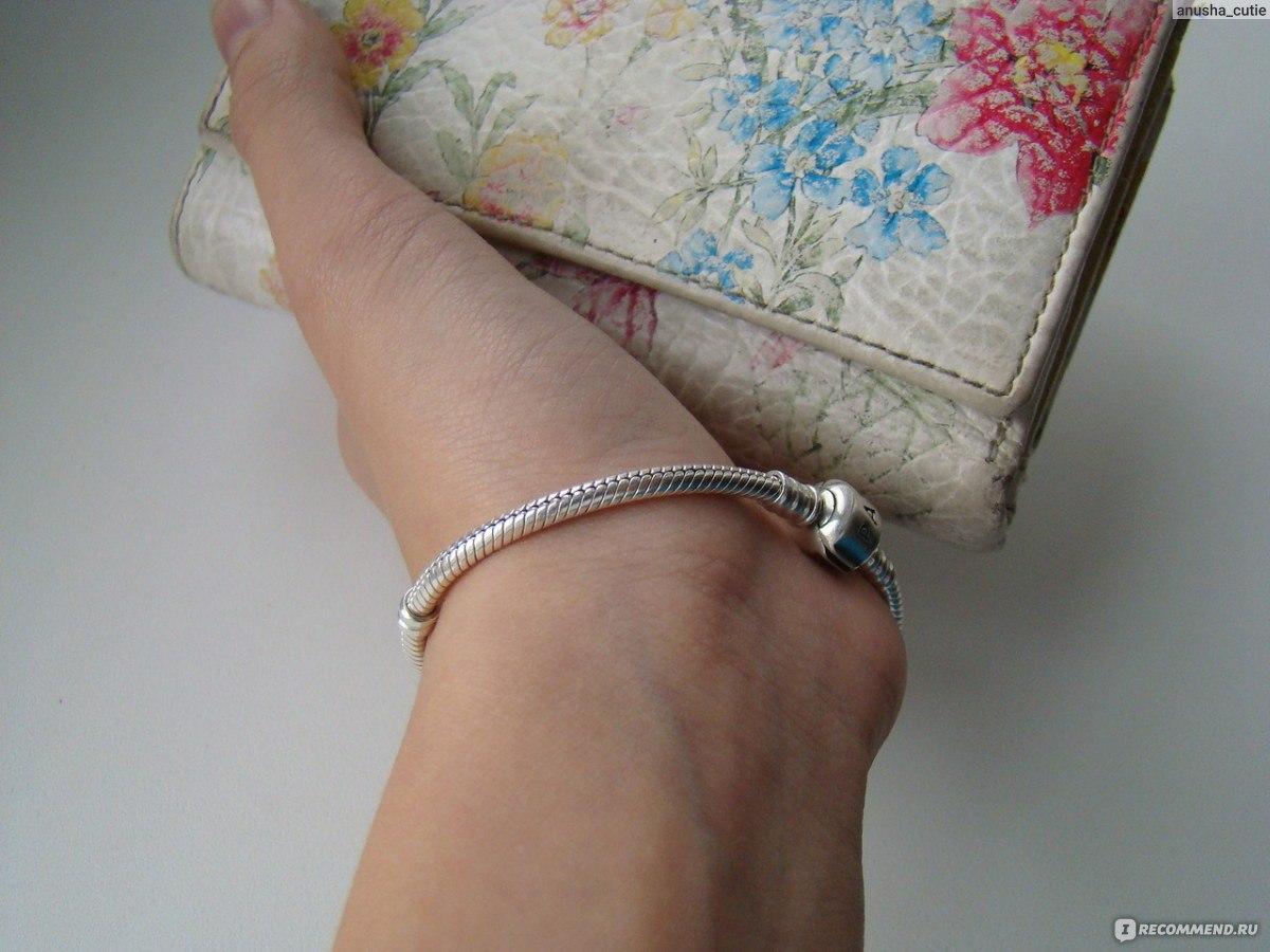 браслет Pandora моя очень необычная пандора или развеем