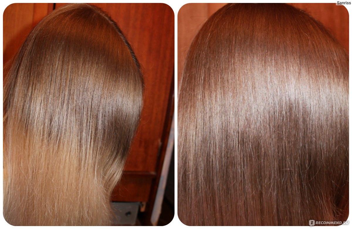 Как избавиться от пушистости волос в домашних условия 994