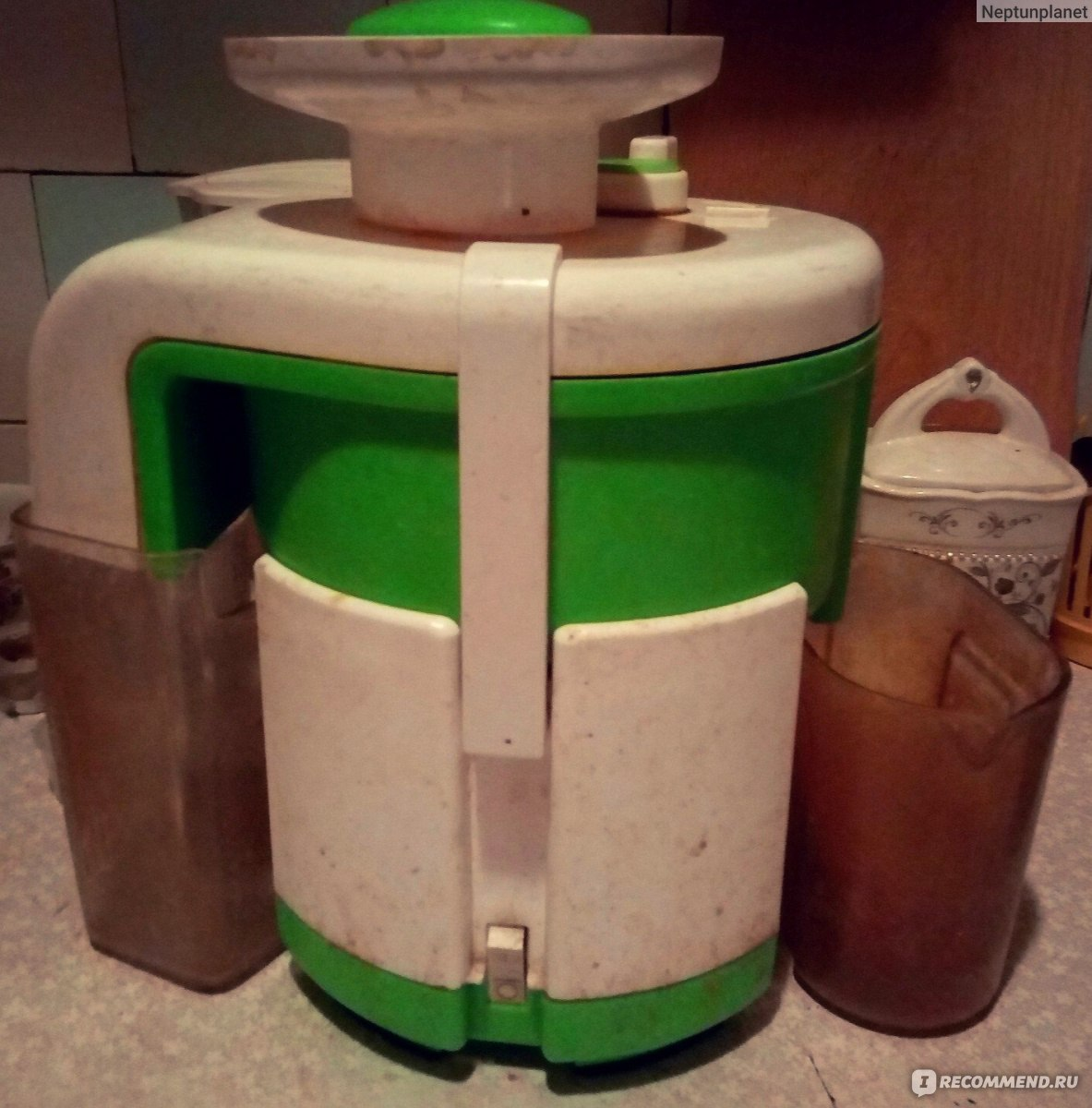 Zhuravinka - a juicer from Belarus recommended by hostesses 45