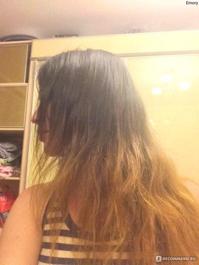 Почему потемнели волосы на голове
