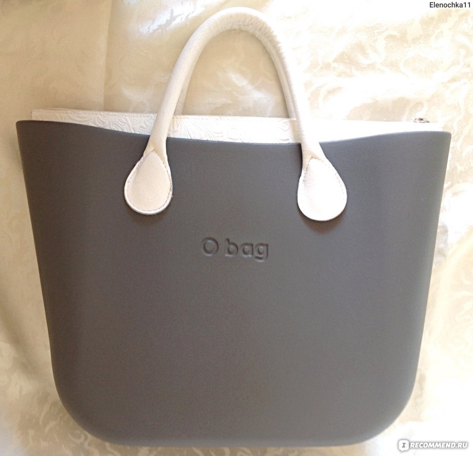 41edaca1c533 Сумка O Bag Classic - «Включайте фантазию, создайте свою уникальную ...