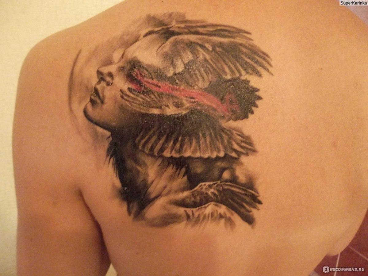 Как принимать душ с новой татуировкой - wikiHow 53