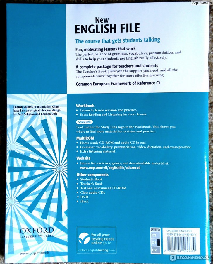 new english file grammar and common