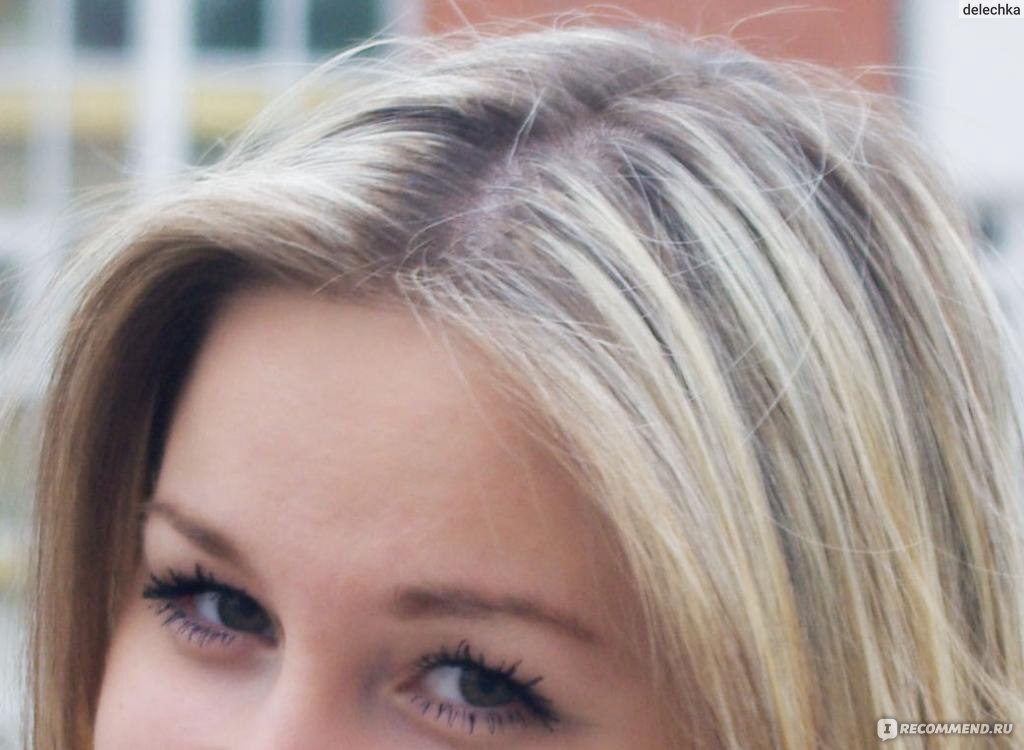 Если блондинка как сделать мелирование