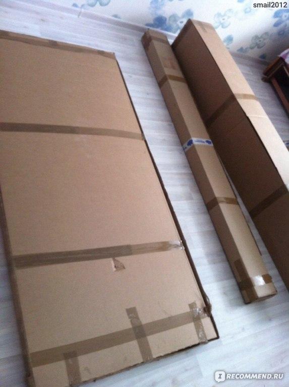 Сборка кровати миа много мебели