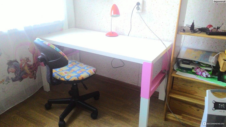 детский письменный стол Ikea поль ребенок идет в первый класс или