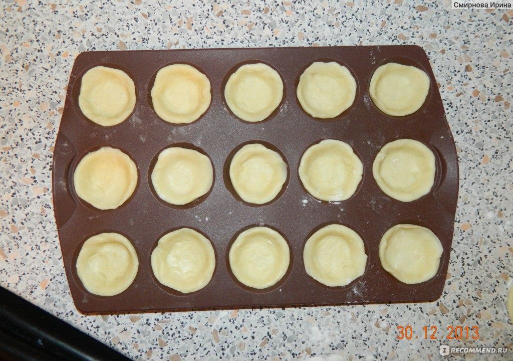 Как сделать тарталетки если нет формы 402