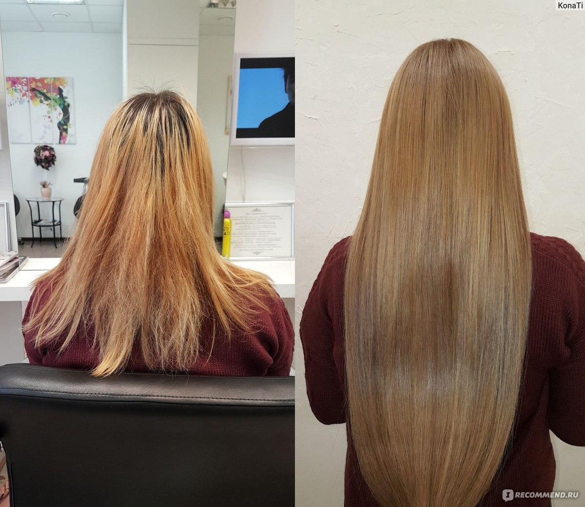 Правильный уход за нарощенными волосами, Rastivolos