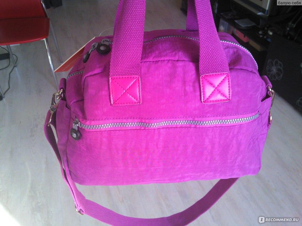 Kipling Каталог сумок от производителя Kipling в