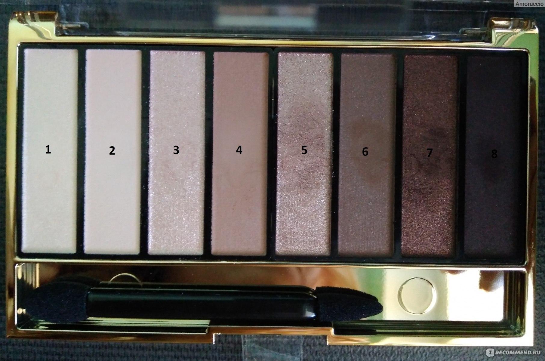Max Factor Masterpiece Nude Palette | Kozmetikcim