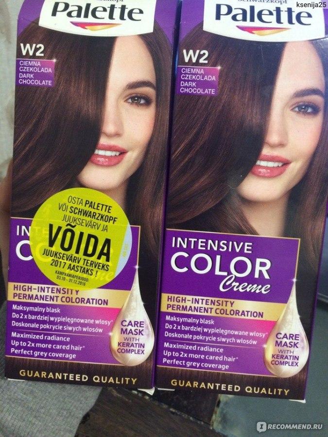 Краска д/волос палет lw3 горячий шоколад