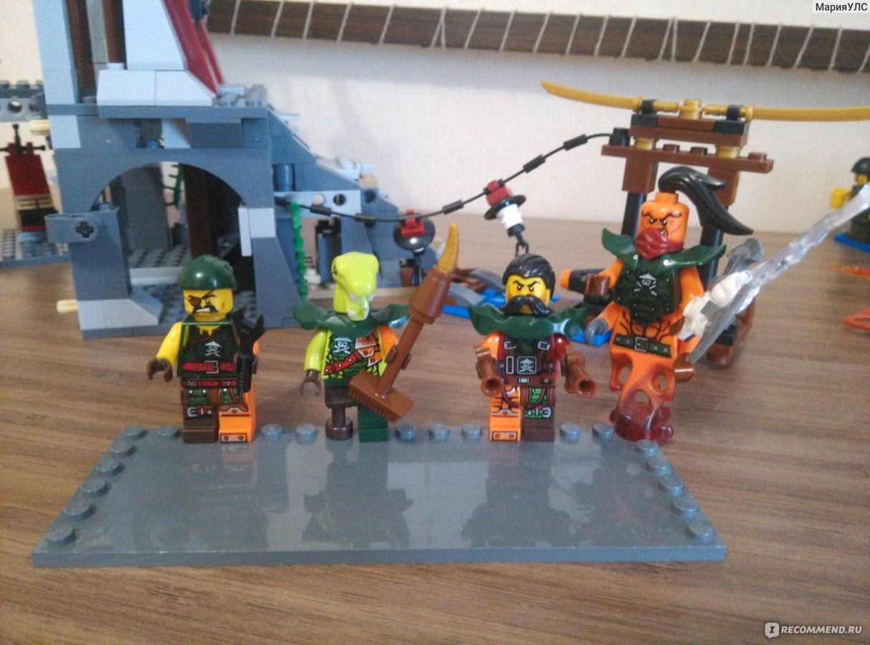 Aliexpress Bela 10528 Ninjagoe The Lighthouse Siege Blocks Brick Lego Ninjago 70594 Toys Set Boy Game Team Castle Compatible
