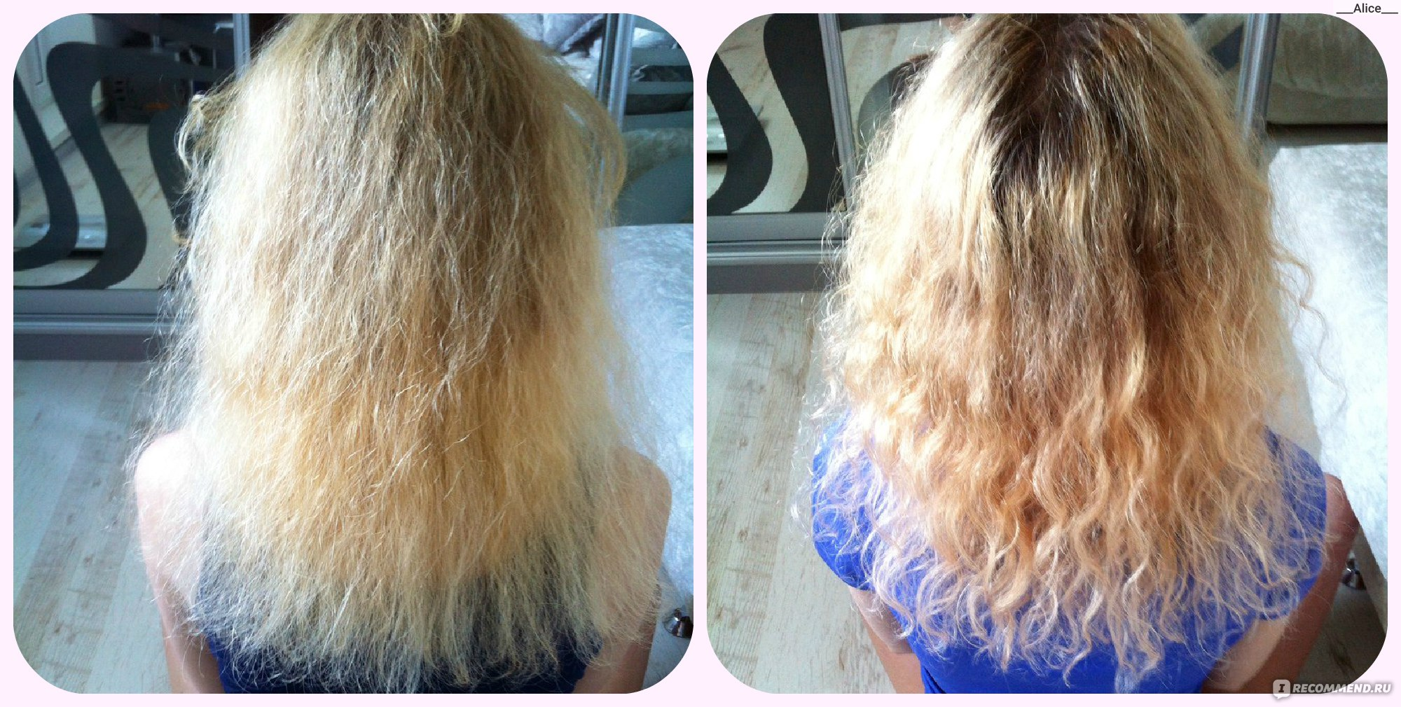 Покрась волосы в домашних условиях тоником 64