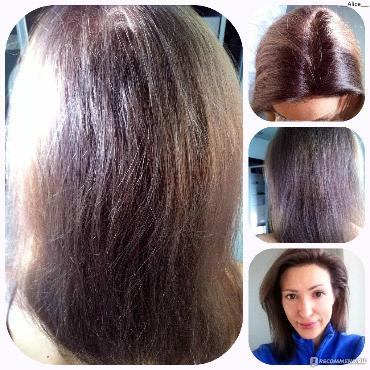 Эстель 8 71 на волосах фото