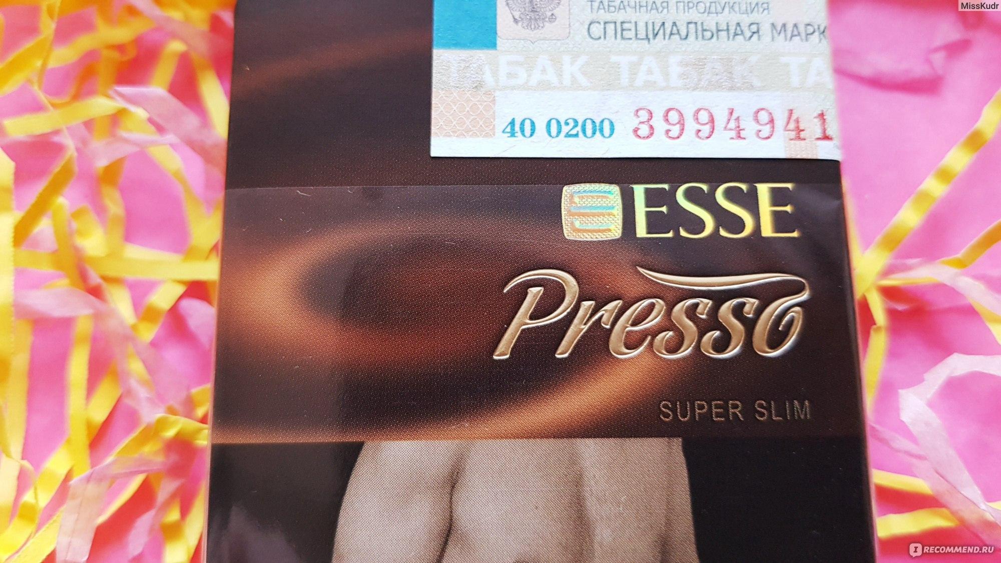 Сигареты esse presso купить сигареты сигарон где купить