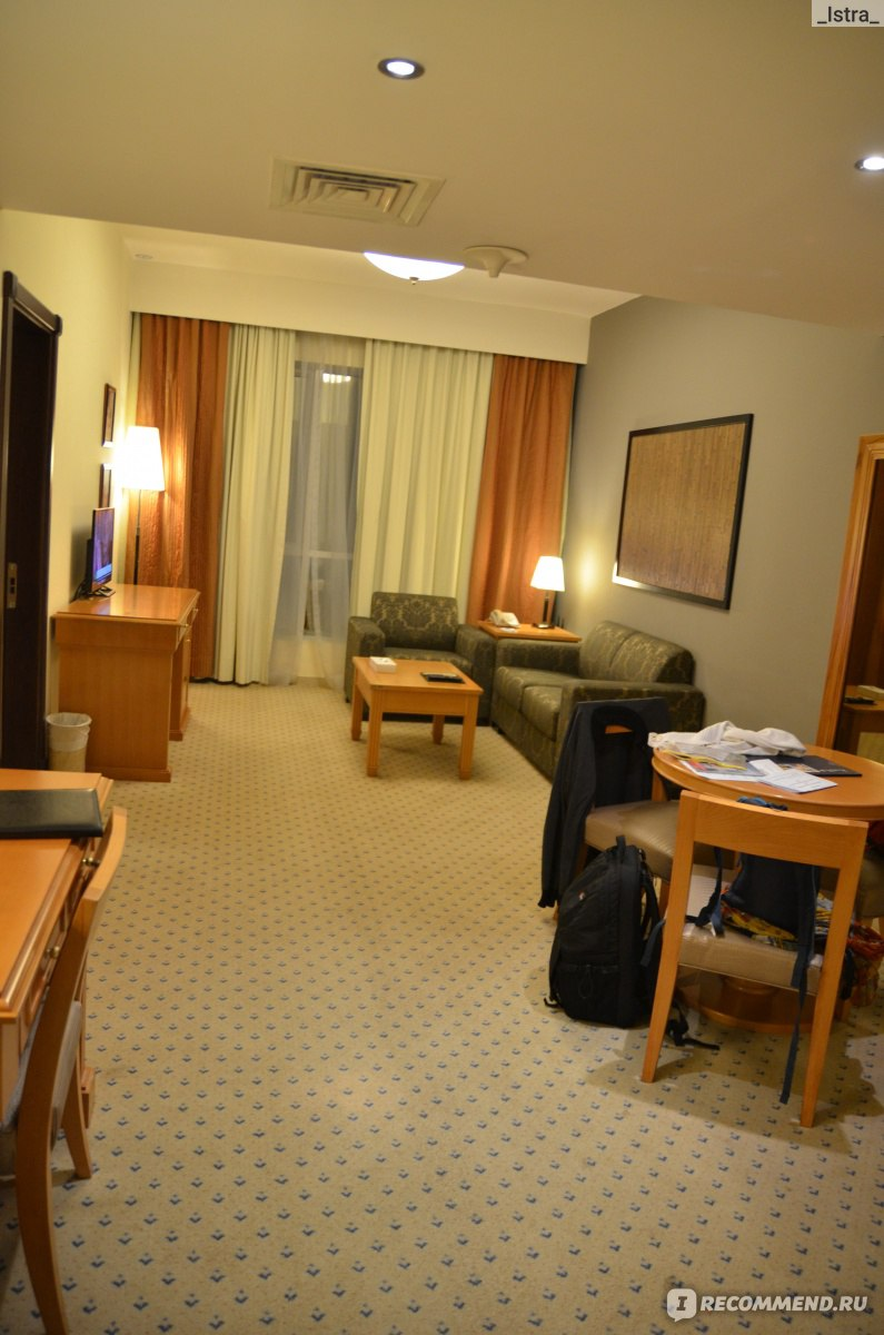 Golden Tulip Sharjah 4 (ОАЭШарджа): photo and description of rooms, hotel infrastructure, service, tourist reviews 60