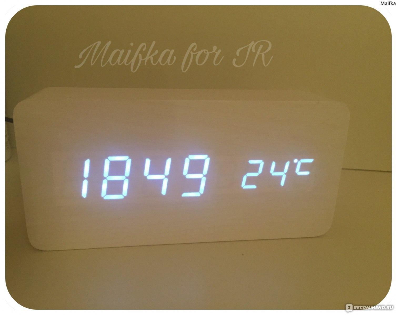 Цифровые часы фото современные