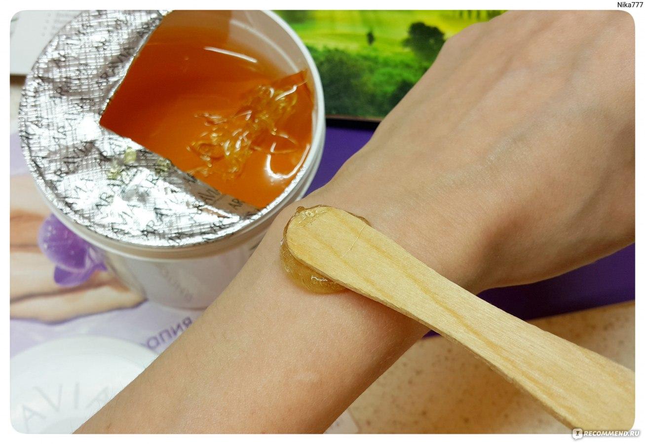 Эпилейдж паста для шугаринга как сделать