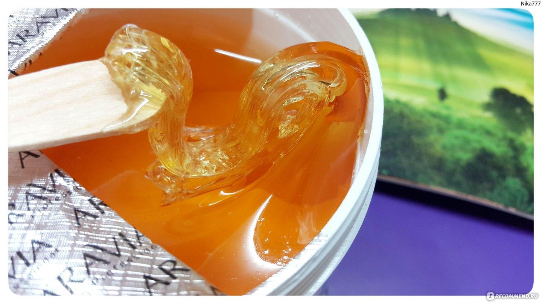Паста для шугаринга своими руками / Шугаринг (сахарная) 46