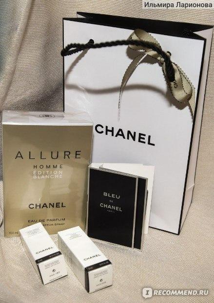 Chanel Bleu De Chanel сногсшибательный аромат почему не оценил