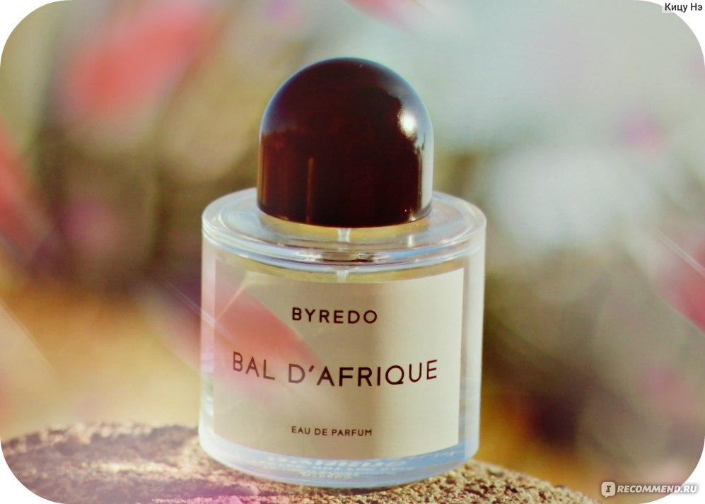 Byredo Bal dAfrique купить селективную парфюмерию для