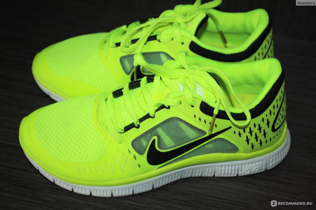 d0bf85d9 Кроссовки Nike Free Run 3 - «Nike Free Run - созданы для бега, но в ...