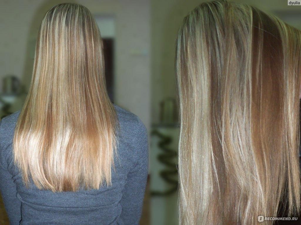 как распутать колтуны на мелированных волосах