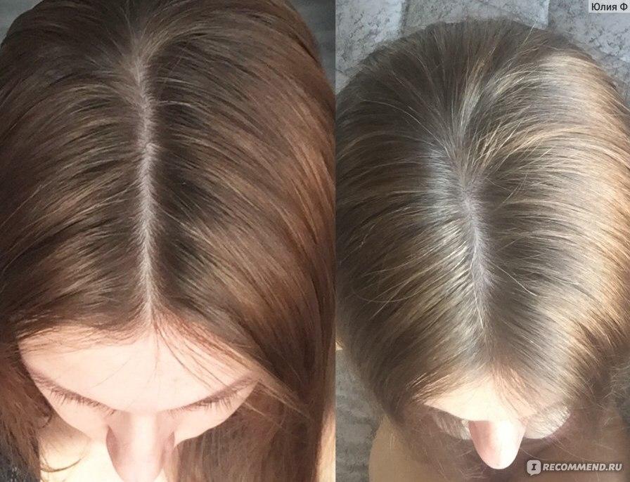 Как убрать пепельный оттенок с волос в домашних условиях 490