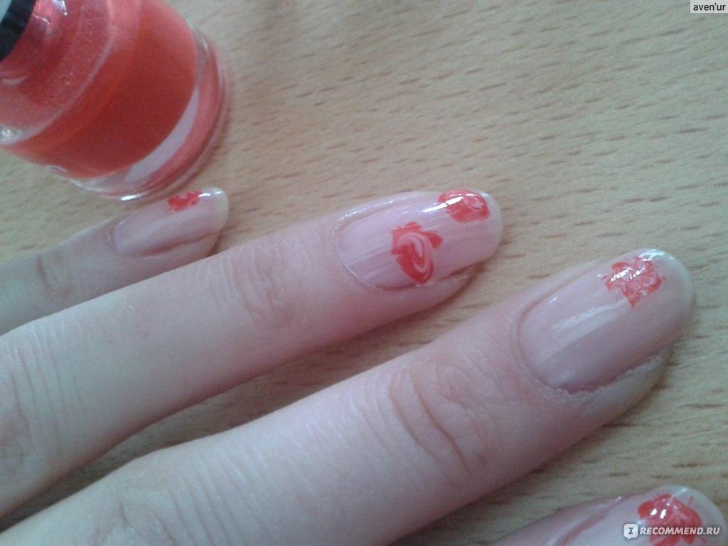 схема дизайна ногтей с помощью додса пошаговое фото