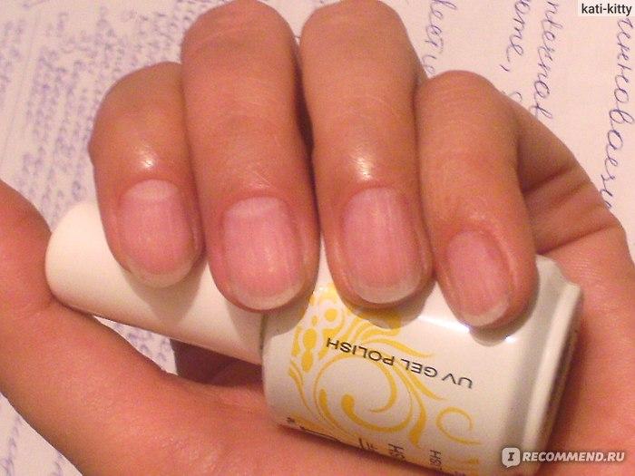Маникюр лаком на натуральных ногтях фото