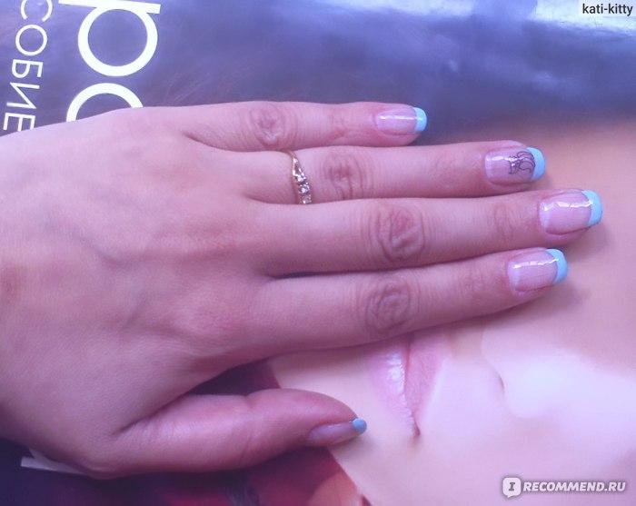 Французский маникюр фото на коротких ногтях гель лаком