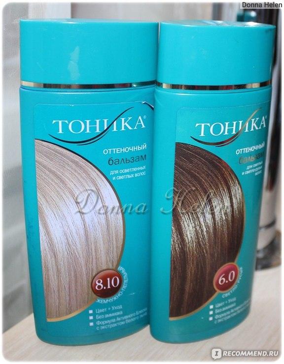 Ополаскивать волосы тоникой