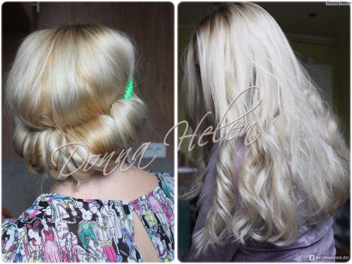 Как накрутить волосы с помощью ободка-резинки