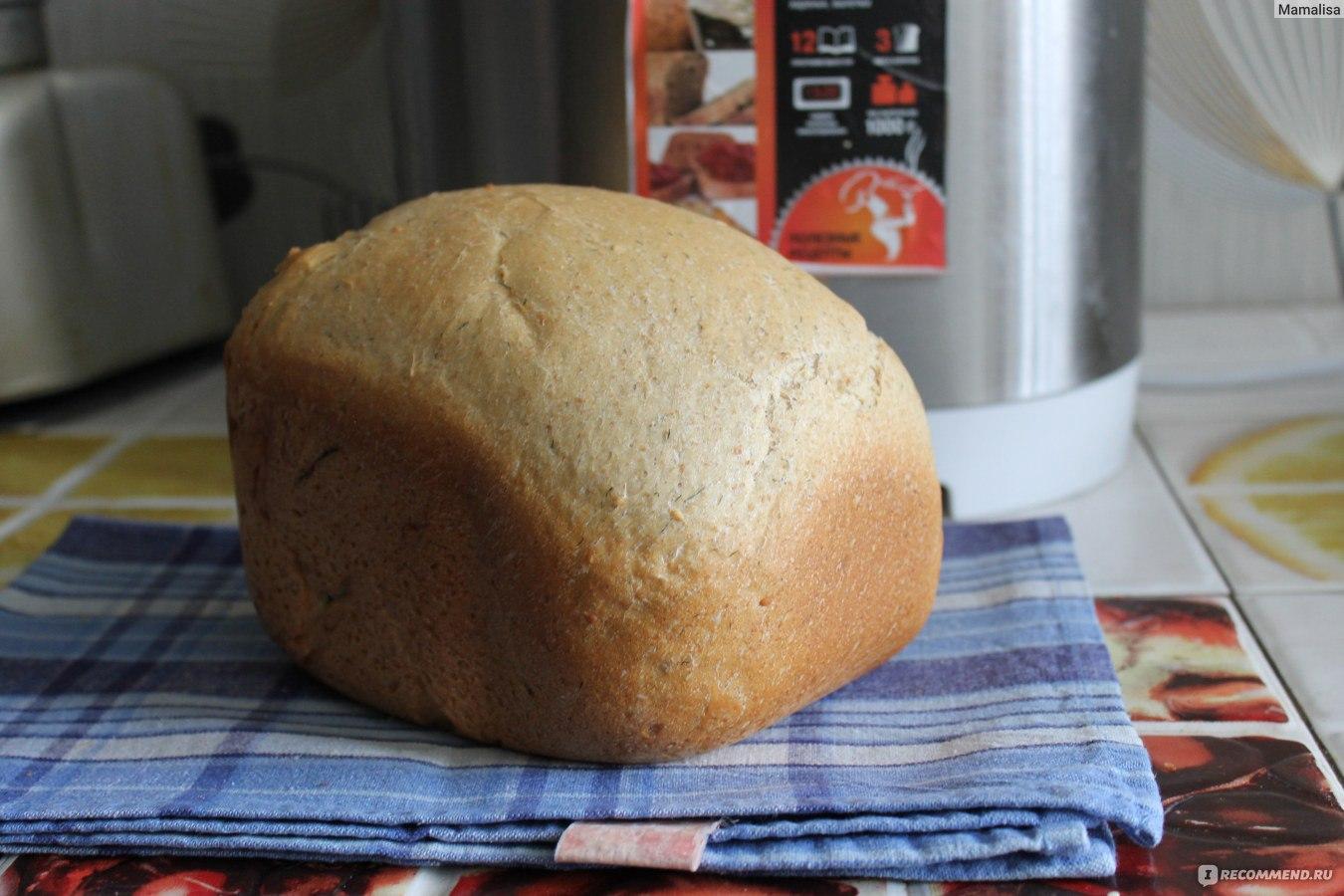 Ржаной хлеб без рецепт